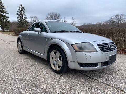 2001 Audi TT for sale at 100% Auto Wholesalers in Attleboro MA
