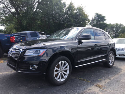 2014 Audi Q5 for sale at Top Line Import in Haverhill MA