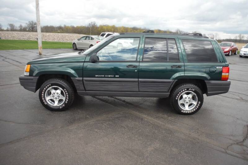 1998 Jeep Grand Cherokee for sale at Bryan Auto Depot in Bryan OH