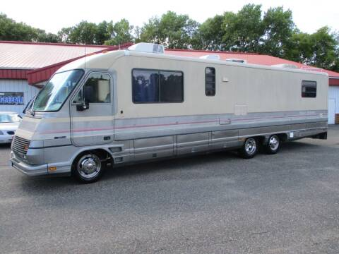1990 Chevrolet FLEETWOOD PACE ARROW for sale at Midstate Sales in Foley MN