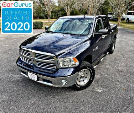 2015 RAM Ram Pickup 1500 for sale at Brothers Auto Sales of Conway in Conway SC
