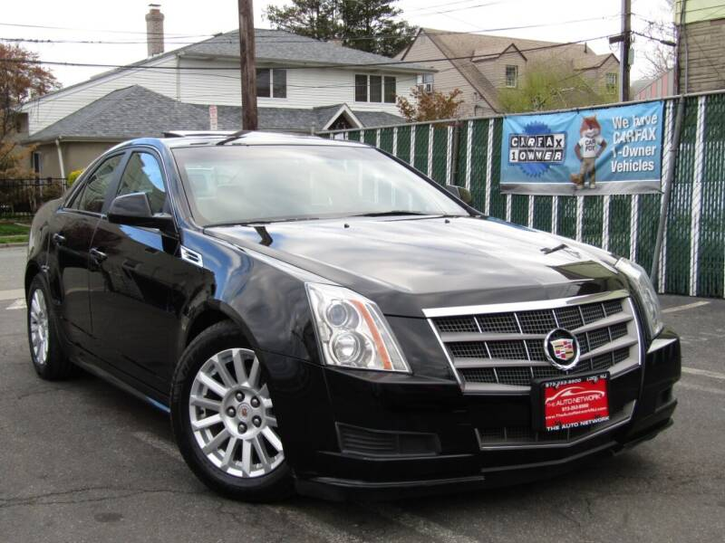 2010 Cadillac CTS for sale at The Auto Network in Lodi NJ