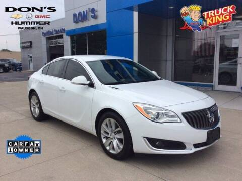 2016 Buick Regal for sale at DON'S CHEVY, BUICK-GMC & CADILLAC in Wauseon OH