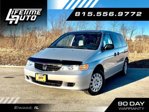 2004 Honda Odyssey for sale at Lifetime Auto in Elwood IL