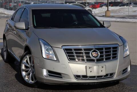 2014 Cadillac XTS for sale at Big O Auto LLC in Omaha NE