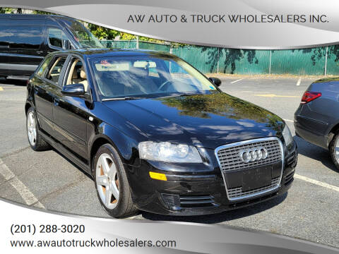 2006 Audi A3 for sale at AW Auto & Truck Wholesalers  Inc. in Hasbrouck Heights NJ