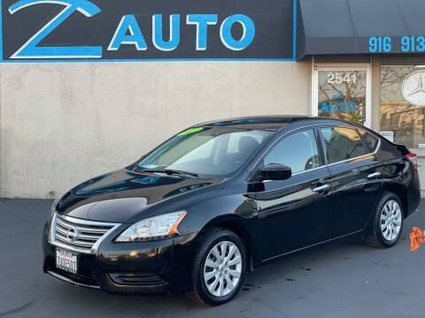 2015 Nissan Sentra for sale at Z Auto in Sacramento CA