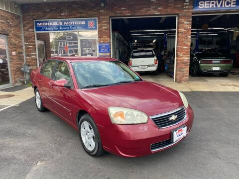 2006 Chevrolet Malibu for sale at Michaels Motor Sales INC in Lawrence MA
