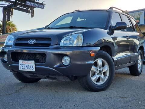 2006 Hyundai Santa Fe for sale at Gold Coast Motors in Lemon Grove CA
