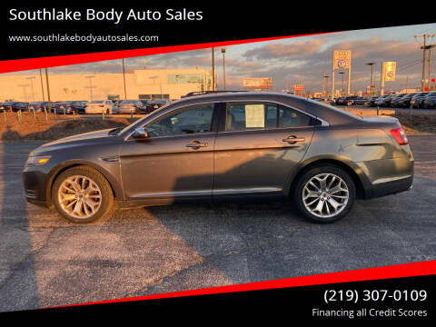 2015 Ford Taurus for sale at Southlake Body Auto Sales in Merrillville IN