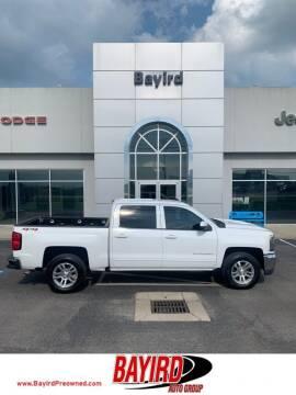 2018 Chevrolet Silverado 1500 for sale at Bayird Truck Center in Paragould AR