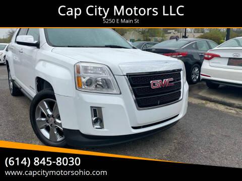 2015 GMC Terrain for sale at Cap City Motors LLC in Columbus OH