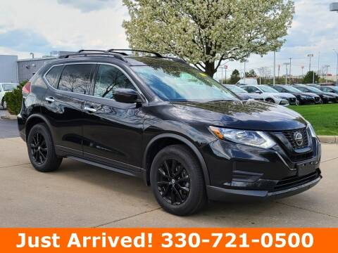 2018 Nissan Rogue for sale at Ken Ganley Nissan in Medina OH