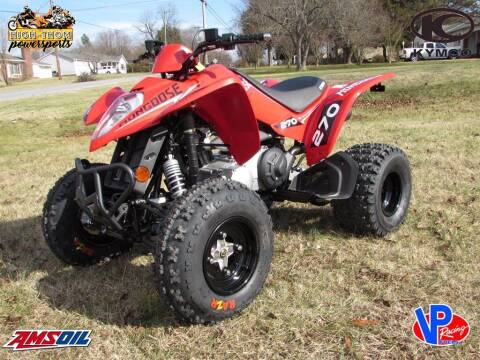 2020 Kymco Mongooge 270 for sale at High-Thom Motors - Powersports in Thomasville NC