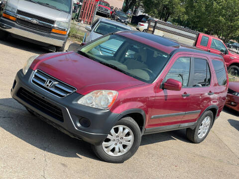 2005 Honda CR-V for sale at Exclusive Auto Group in Cleveland OH