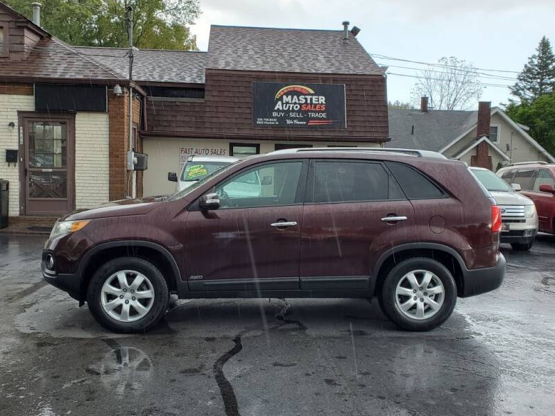 2011 Kia Sorento for sale at Master Auto Sales in Youngstown OH
