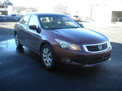 2011 Honda Accord for sale at Lee Motor Sales Inc. in Hartford CT