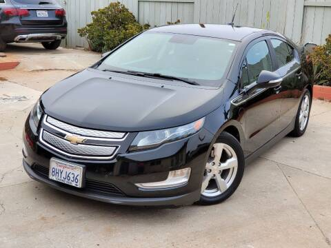 2012 Chevrolet Volt for sale at Gold Coast Motors in Lemon Grove CA