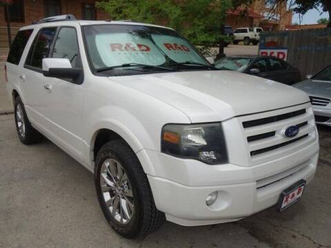 2010 Ford Expedition for sale at R & D Motors in Austin TX
