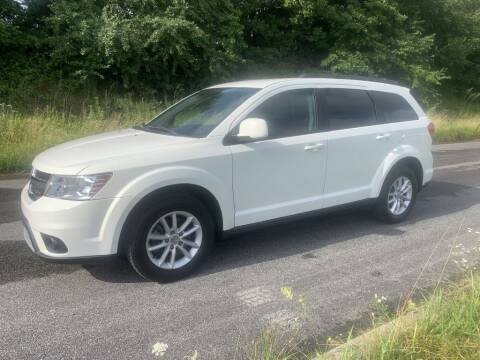 2016 Dodge Journey for sale at Drivers Choice Auto in New Salisbury IN