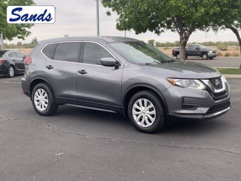 2018 Nissan Rogue for sale at Sands Chevrolet in Surprise AZ