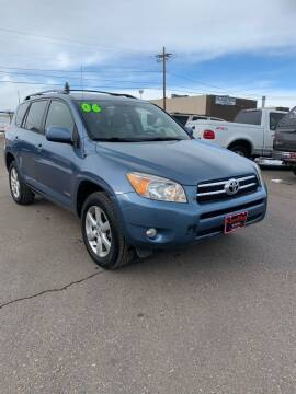 2006 Toyota RAV4 for sale at Quality Auto City Inc. in Laramie WY