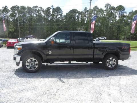 2015 Ford F-250 Super Duty for sale at Ward's Motorsports in Pensacola FL