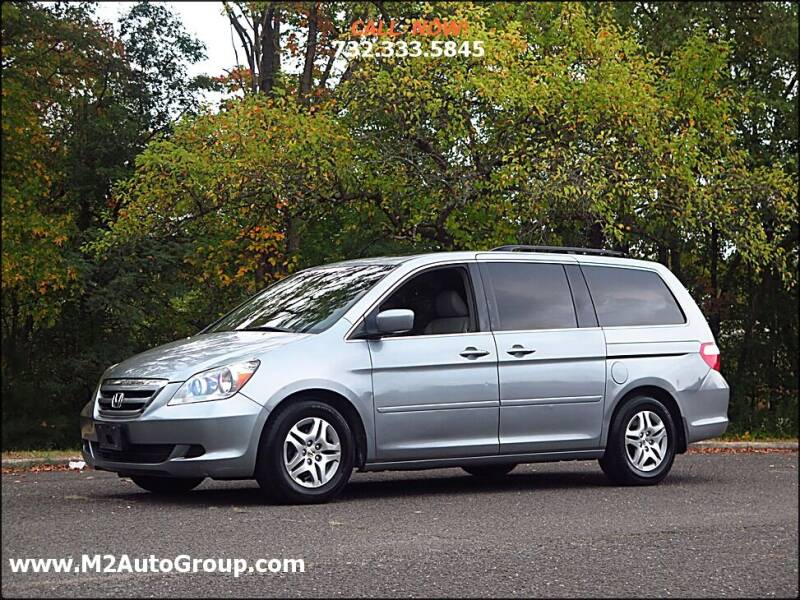 2006 Honda Odyssey for sale at M2 Auto Group Llc. EAST BRUNSWICK in East Brunswick NJ