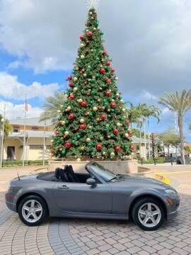 2008 Mazda MX-5 Miata for sale at Americarsusa in Hollywood FL
