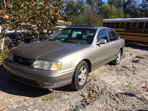 1998 Toyota Avalon for sale at Complete Auto Credit in Moyock NC