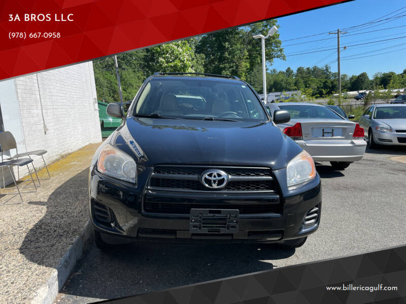 2012 Toyota RAV4 for sale at 3A BROS LLC in Billerica MA
