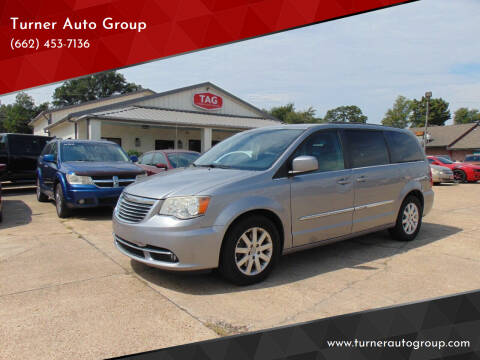 2013 Chrysler Town and Country for sale at Turner Auto Group in Greenwood MS