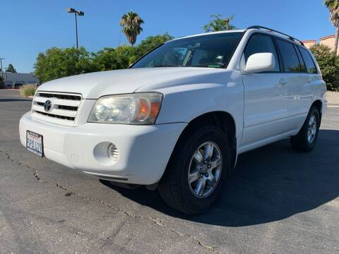 2005 Toyota Highlander for sale at 707 Motors in Fairfield CA