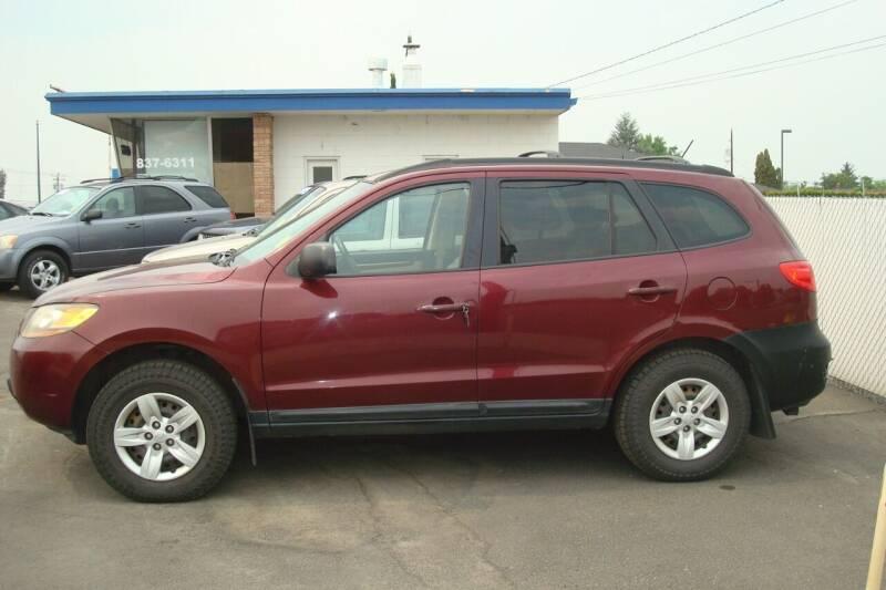 2009 Hyundai Santa Fe for sale at Tom's Car Store Inc in Sunnyside WA