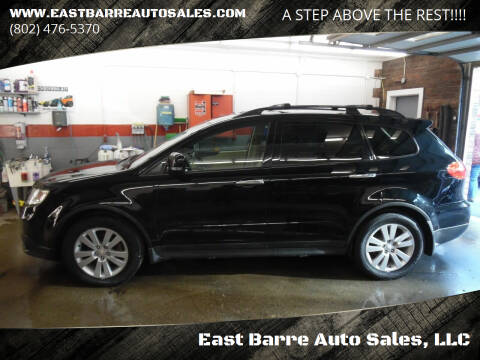 2009 Subaru Tribeca for sale at East Barre Auto Sales, LLC in East Barre VT