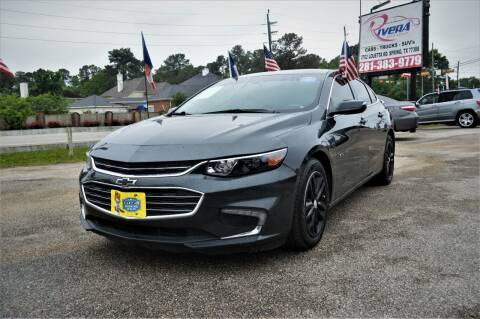2017 Chevrolet Malibu for sale at Rivera Auto Group in Spring TX