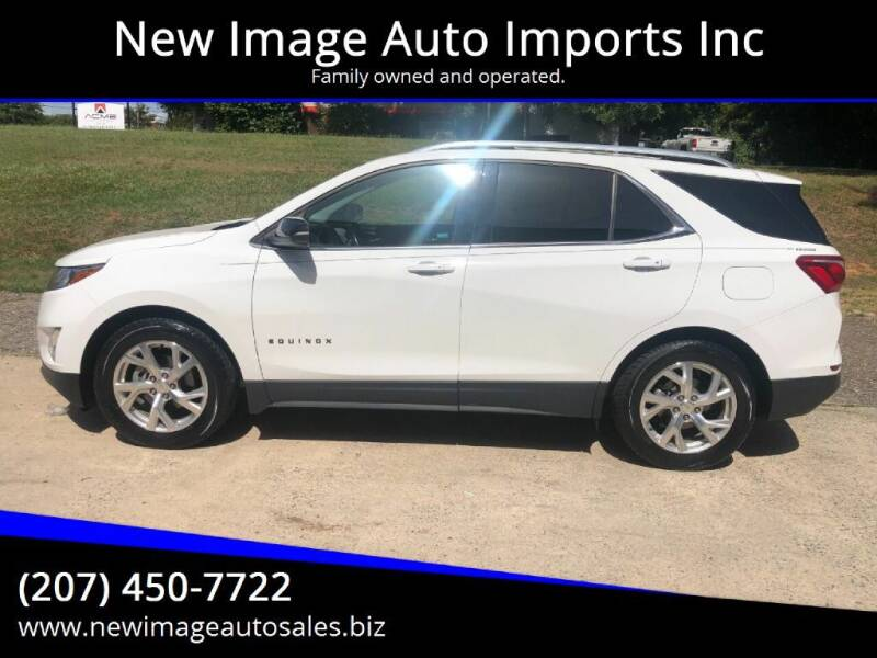 2018 Chevrolet Equinox for sale at New Image Auto Imports Inc in Mooresville NC