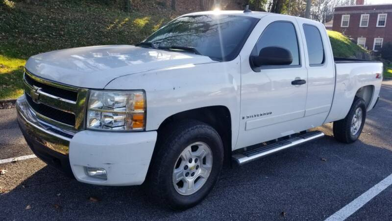 2008 Chevrolet Silverado 1500 for sale at Thompson Auto Sales Inc in Knoxville TN