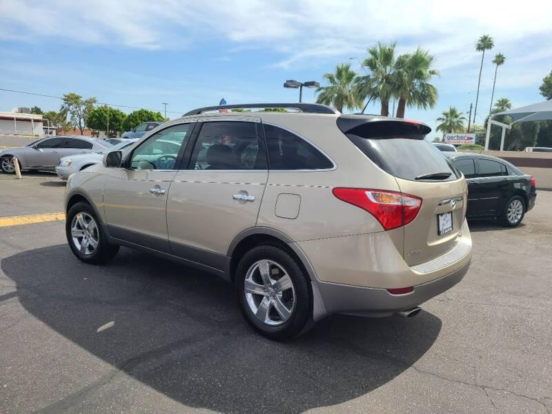 2009 Hyundai Veracruz Limited 4dr Crossover - Mesa AZ