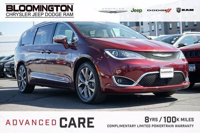 2018 Chrysler Pacifica for sale in Minneapolis, MN