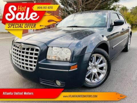 2007 Chrysler 300 for sale at Atlanta United Motors in Buford GA