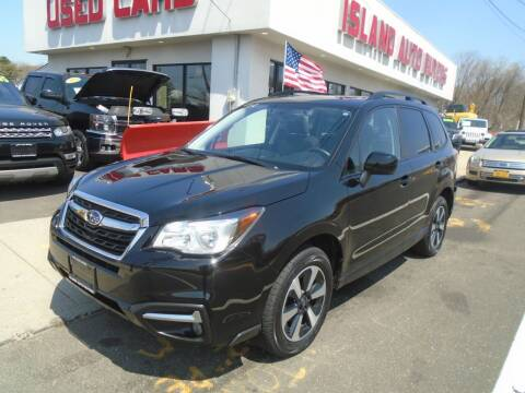 2018 Subaru Forester for sale at Island Auto Buyers in West Babylon NY