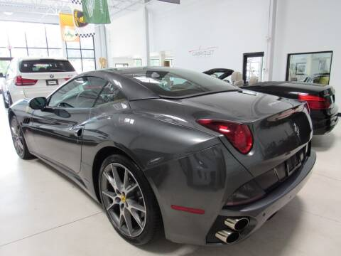 2011 Ferrari California for sale at Cabriolet Motors in Morrisville NC