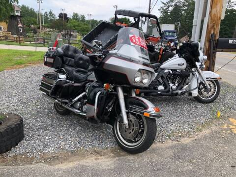 1989 HARLEY DAVIDSON TOUR GLIDE for sale at Giguere Auto Wholesalers in Tilton NH