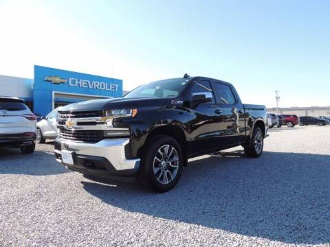 2019 Chevrolet Silverado 1500 for sale at LEE CHEVROLET PONTIAC BUICK in Washington NC