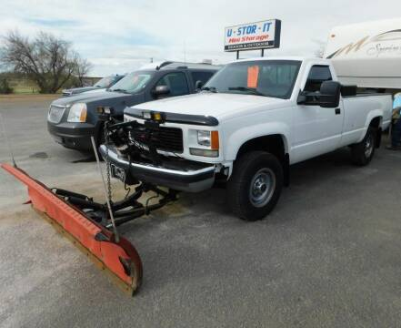 1995 GMC Sierra 2500 for sale at Will Deal Auto & Rv Sales in Great Falls MT