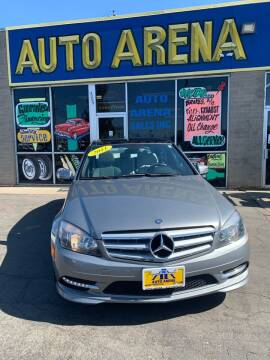 2011 Mercedes-Benz C-Class for sale at Auto Arena in Fairfield OH