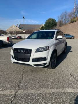 2014 Audi Q7 for sale at ARS Affordable Auto in Norristown PA