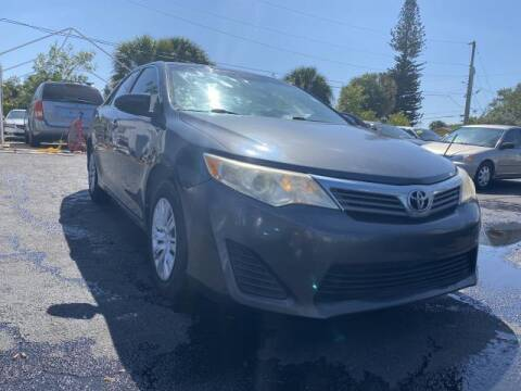 2012 Toyota Camry for sale at Mike Auto Sales in West Palm Beach FL