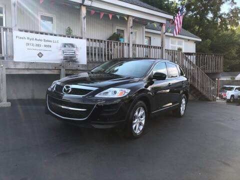 2011 Mazda CX-9 for sale at Flash Ryd Auto Sales in Kansas City KS